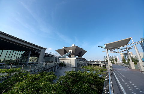 東京ビッグサイトもオリンピックで何かしら使われそうです。