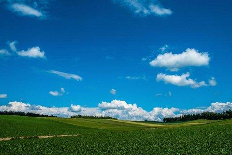 広い土地や青空のように心に寛大さを持っておきましょう。