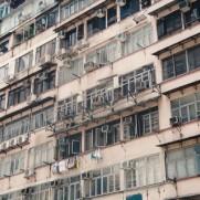 香港のアパート