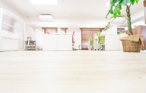 オフィスの広さなども外形標準課税の評価項目です。