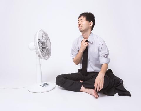 一部地方を除いて今やエアコンは必需品。