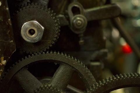 歯車は交換できるものであるべきですよね?