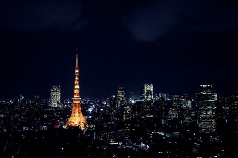 東京タワーくらいの高さがちょうどいい気もします。