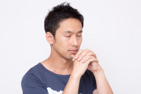祈っているだけの人に神様は手を差し伸べてはくれません。