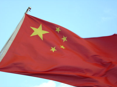 中国は巨大ですが、それ以上に自分を大きく見せているのは明らかで。