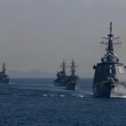 南シナ海では会戦間近、なのでしょうか。