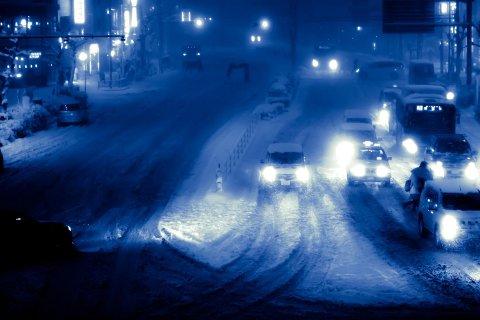 雪の少ない地域だからこそ怖いもの。