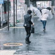 昨今の台風は被害が大きいような気がするのは気のせいでしょうか?