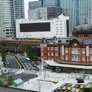 新駅建設はワクワクします。
