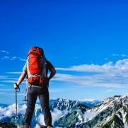 人生登山をしているようなもの、であれば余裕は絶対に必要です。